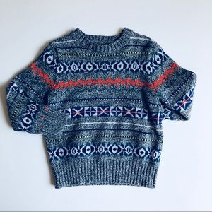 Colorful Baby Gap Sweater